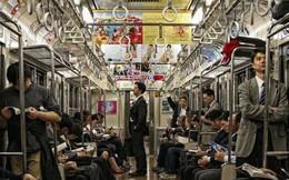 Đừng bao giờ nhường ghế cho người già trên tàu điện ngầm ở Nhật nếu không muốn bị xem là vô lễ và thiếu tôn trọng