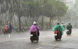 Thời tiết hôm nay: Mưa dông trên diện rộng, đề phòng lốc, sét