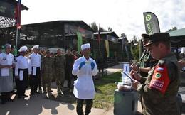 Bếp Dã chiến Việt Nam lập thành tích mới