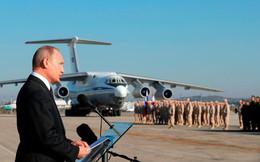 """Bước khỏi """"vùng an toàn"""" Syria: Nga-Iran mang """"lập lại trật tự"""" vùng Vịnh, phế """"ngôi vương"""" người Mỹ?"""