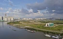 TPHCM họp báo công bố ranh giới 4,3 ha ngoài ranh Thủ Thiêm