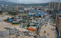 """Ông lớn công nghệ Trung Quốc """"nhỡ"""" loan tin bão Lekima quét sạch gần hết dân số tỉnh Sơn Đông"""
