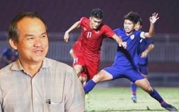 U18 Việt Nam hòa Thái Lan, người hâm mộ gọi tên bầu Đức