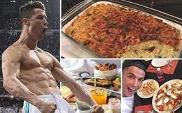 """Patrice Evra nói sai rồi, Ronaldo không ăn uống """"chán phèo"""", Messi mới là kẻ """"khổ hạnh"""""""