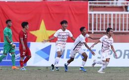 Báo Campuchia hả hê với chiến thắng gây sốc của đội nhà trước Việt Nam