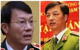 Trung tướng Lương Tam Quang và Thiếu tướng Nguyễn Duy Ngọc làm Thứ trưởng Bộ Công an