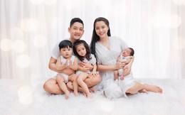 """Hải Băng 3 năm sinh 3 đứa con cho Thành Đạt: """"Tôi không đặt nặng phải có 1 đám cưới"""""""
