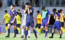 Truyền thông Thái Lan: 'Đây là thời kỳ đen tối của bóng đá Thái Lan'
