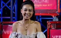 Á hậu Như Trần bị chê mặc lố, hở hang trên truyền hình