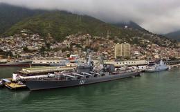 Bất ngờ thỏa thuận đưa tàu chiến tới Venezuela, Nga mong muốn gì?