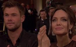 """""""Thần Sấm"""" Chris Hemsworth có tình ý với Angelina Jolie, khiến vợ phát điên vì ghen tuông?"""