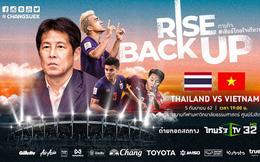 Thái Lan chốt thời gian bán vé online cho đội khách, mỗi CĐV Việt Nam được mua mấy vé?