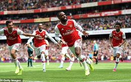 """Song tấu"" tỏa sáng, Arsenal tạm leo lên đầu BXH Premier League"