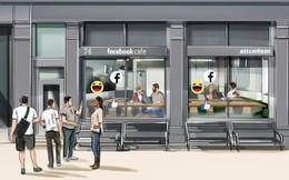 Chuyện thật như đùa: Facebook muốn mở chuỗi cửa hàng cà phê miễn phí