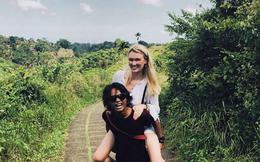 """Cặp đôi """"chồng cú vợ tiên"""" nổi như cồn ở Indonesia tiếp tục gây bão dư luận bởi một loạt khoảnh khắc ngọt ngào sau hơn nửa năm kết hôn"""