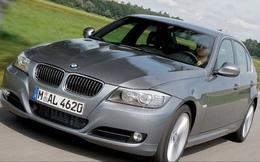 Triệu hồi hàng loạt xe BMW series 3 tại Việt Nam