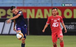 Trọng Hoàng 99% lỡ trận gặp Thái Lan, đẩy thầy Park vào thế khó