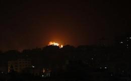 Israel không kích Gaza lần 2 trong vòng chưa đầy 24 giờ đồng hồ