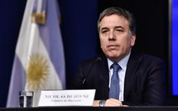 Argentina khủng hoảng kinh tế, Bộ trưởng Tài chính từ chức