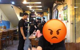 Gặp nhân viên ý thức kém khi đi ăn buffet ở chuỗi nhà hàng nổi tiếng, khách hàng góp ý lại nhận thái độ thế này