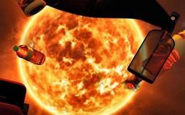 Điều gì xảy ra nếu Trái Đất có vành đai giống sao Thổ?