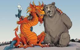 Nga - Trung Quốc kết thân: Cuộc bang giao giữa hai cựu thù sẽ khó lâu bền