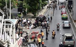 Nhiều vụ nổ liên tiếp ở Bangkok giữa lúc hội nghị Ngoại trưởng ASEAN đang diễn ra