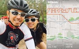 Đạp xe theo bạn trai hơn 24 km không dám hỏi một lời, cô gái sốc vì sự kiện ở đích đến