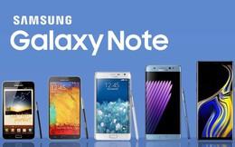Chuyện xưa tích cũ: Cách dòng Galaxy Note khai phá mảnh đất phablet