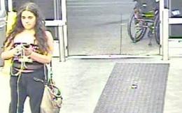 Say xỉn, cô gái có hành động kỳ quặc tại siêu thị