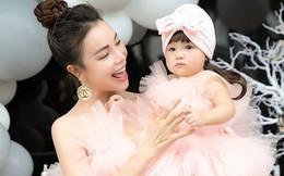 Trà Ngọc Hằng lần đầu công khai hình ảnh của con nhân dịp sinh nhật bé tròn 1 tuổi