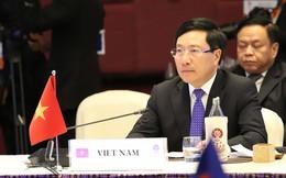 Phó Thủ tướng Phạm Bình Minh gặp Bộ trưởng Ngoại giao Trung Quốc trao đổi vấn đề Biển Đông