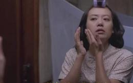 Hồng Ánh khiến đoàn làm phim không nhịn được cười khi vào vai bà cô ế chồng