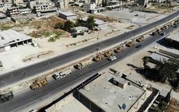 24h qua ảnh: Xe quân sự Thổ Nhĩ Kỳ tiến vào Syria