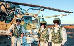 Từ Syria trở về, phi công Nga phải có súng PP-2000: Khẩn cấp, vì sinh mạng quý hơn vàng!