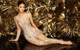"""Phương Khánh khoe vẻ gợi cảm khi mặc lại trang phục gây ấn tượng tại """"Miss Earth"""""""