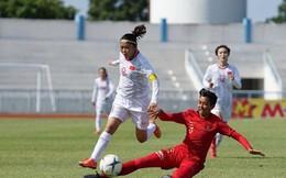 Thắng đậm Myanmar, tuyển nữ Việt Nam vào bán kết với ngôi nhất bảng