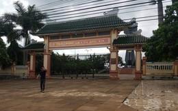 Chủ tịch huyện tiếp tay cấp dưới chiếm đoạt tiền ngân sách xây nghĩa trang