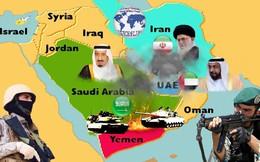 """Iran bất ngờ xuống nước với các quốc gia vùng Vịnh: Liệu có vượt qua được """"bức tường dày"""" của Mỹ?"""