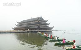 Bộ trưởng Trần Hồng Hà trả lời việc cấp hàng ngàn hecta đất xây chùa Bái Đính, Tam Chúc