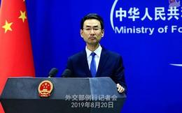 """Rộ tin nhân viên lãnh sự quán Anh ở Hồng Kông sang Thâm Quyến """"một đi không trở lại"""", TQ nói gì?"""