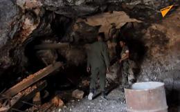 """Syria phát hiện """"căn cứ ngầm"""" của phiến quân gần Khan Sheikhoun: Có gì bất ngờ?"""