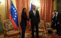 """Giữa loạt tín hiệu bí mật từ Mỹ: Nga """"chốt hạ"""" sức mạnh về Venezuela"""