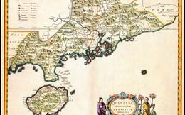 Việt kiều Mỹ gửi bản đồ chứng minh Trung Quốc không có chủ quyền ở Hoàng Sa