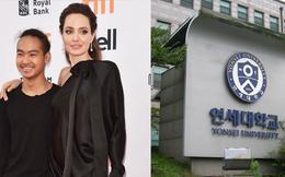 Angelina Jolie xúc động chia tay con trai Maddox tại Hàn Quốc, Brad Pitt không hề xuất hiện