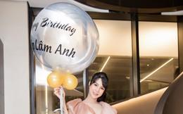 Diệp Lâm Anh khoe cả núi quà sinh nhật toàn hàng hiệu, chịu chơi nhất là vợ chồng Cường Đô La - Đàm Thu Trang