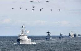 Hàn Quốc tập trận xung quanh hòn đảo đang tranh chấp với Nhật Bản
