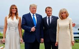 Thời trang của phu nhân Tổng thống Mỹ - Pháp tại G7: Chìa khóa hé mở cánh cổng bước vào thế giới quyền lực