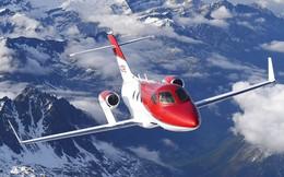 Máy bay phản lực của Honda: Giá rẻ, nhiều 'option', tiết kiệm nhiên liệu
