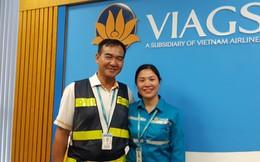 Nữ nhân viên Vietnam Airlines trả lại gần 1 tỷ đồng do khách để quên trên máy bay